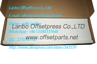 China high quality  replacement Ink duct foil for GTO52/SM52 printing machine supplier