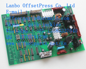 China 00.781.1267,00.781.2432, Printed circuit board DNK,DNK2-2,replacement parts for printing machine supplier