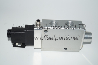 China solenoid valve 61.184.1191 for PM52 CN / CD102 / CX102 / SM102 / PM74CN machine supplier
