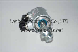 China pneumatic cylinder D25 H25,87.334.002 for CD102/74 SM52/74/102 PM74 machines supplier