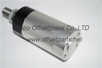China Akiyama machine cylinder , QGB 50x25 , 0.8kg pneumatic cylinder supplier