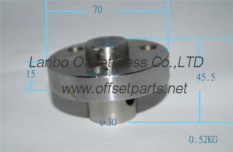 China high quality replacement water roller used for CD102 , SM102 machine supplier