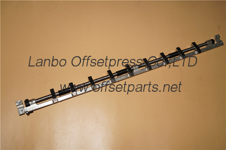 China high quality SBB gripper bar 860mm-11tooth made in china supplier