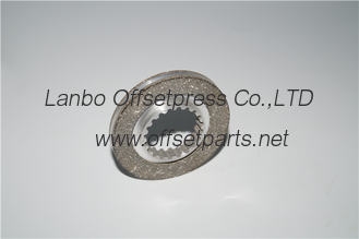 China good quality  new brake block 66x33x7.5mm tooth to tooth 30mm for sale supplier