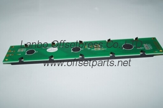 China 00.781.2196 printed circuit board MID MID93 display replacement parts for printing machine supplier