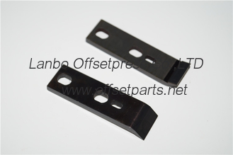 China good quality akiyama gripper 63x18x4.5mm for offset printing machine supplier