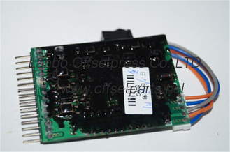 China high quality china made replacement akiyama ink key card,ink key drive OP-448 supplier