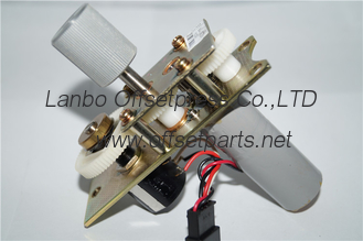 China Akiyama original ink key motor ,LA22G-370VC,BT, ST, XT for akiyama machine supplier