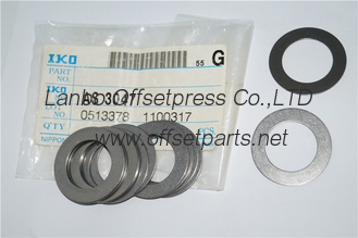 China 10 pcs komori original washer,3CK-B030-471 spare parts made in japan supplier