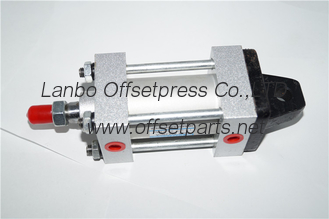 China Komori cylinder,40x25,spare parts for Komori offset printing machine supplier