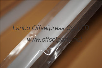 China KBA plastic wash up blade 815mm spare parts for KBA Rapida 75 supplier