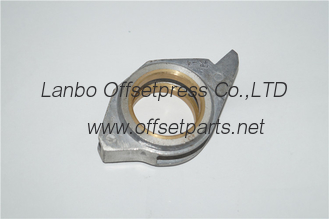China Mitsubishi gripper bar holder,Chain holder,Mitsubishi machine offset printing parts supplier