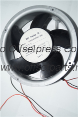 China mitsubishi import replacement fan PADC24Z4M-956 for mitsubishi printing machine supplier