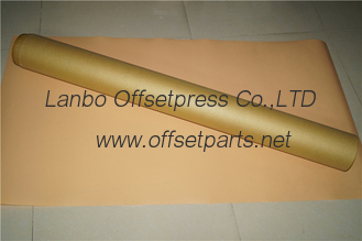 China Anti-marking Paper,320#,spare parts for offset printing supplier