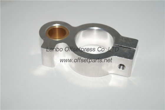 China Mitsubishi gripper staff,gripper bar holder,Chain holder,offset printing parts for Mitsubishi machine factory