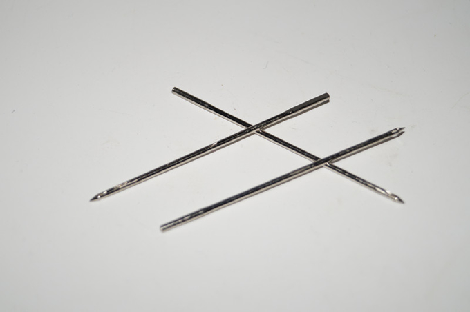Martini machine needle 2x20mm , 3215.3729.2 , offset press spare part