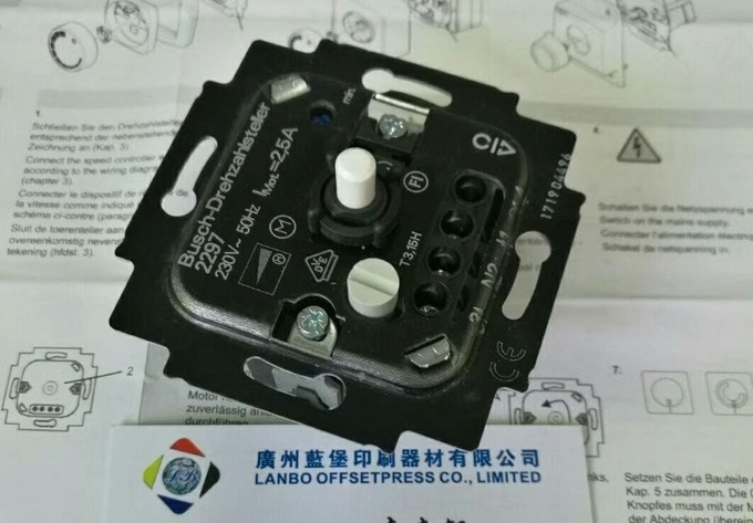 good quality adjustment switch fan  00.780.1326  made in Germany for sale
