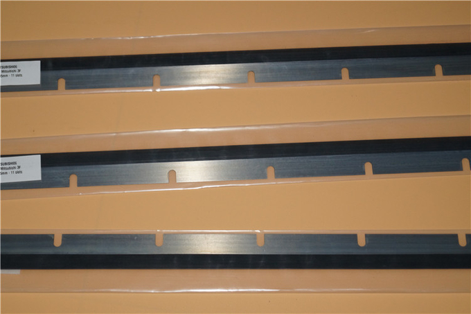 Mitsubishi 3F wash up blade,offset printing parts for Mitsubishi machine